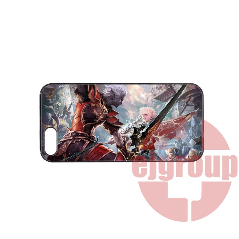 Hard Tell Cover Lineage II The Chaotic Throne Games For
