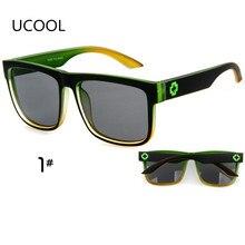 Ucool Sun Glasses Fashion 2018 Mercury Mirror Men Sunglasses Women Male Female Coating Sunglass Gold Round UV400