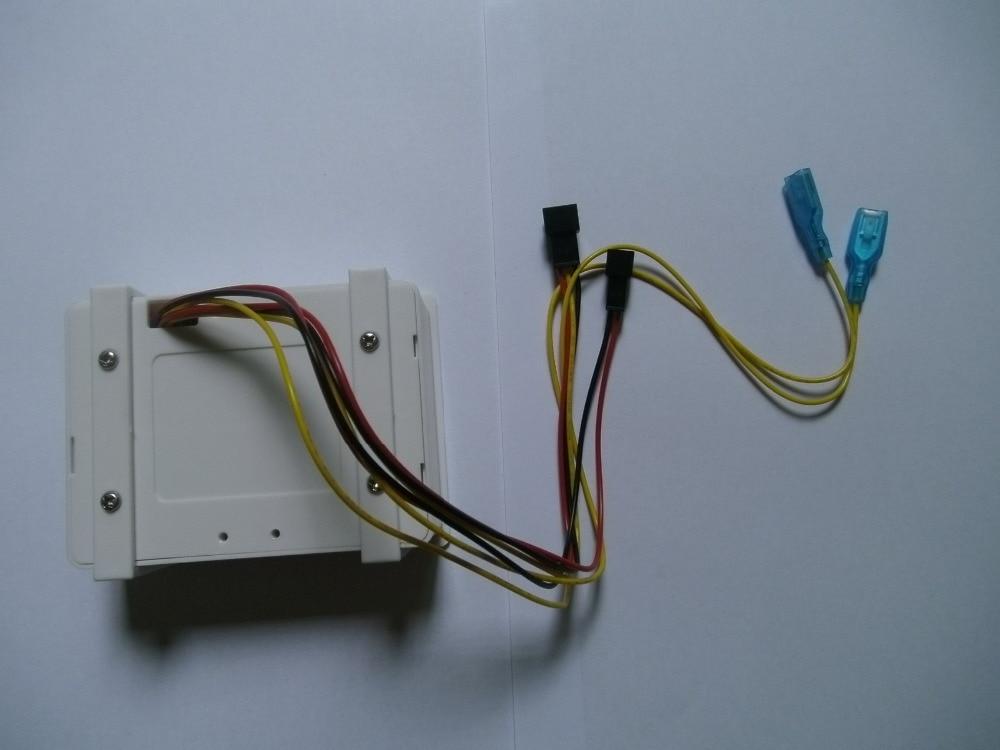 G 2-calowy miernik przepływu wody + kontroler wyświetlacza LCD - Przyrządy pomiarowe - Zdjęcie 4