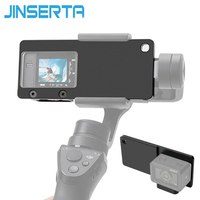 JINSERTA Switch Mount Plate Adapter For Sony RX0 Handheld Camera Accessories