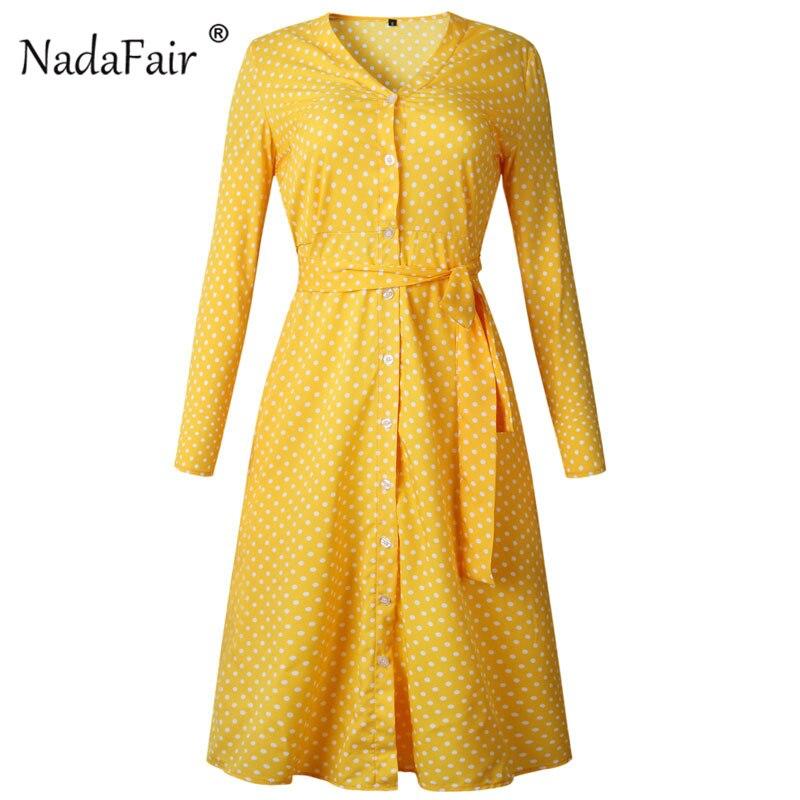 boho dot shirt dresses09_