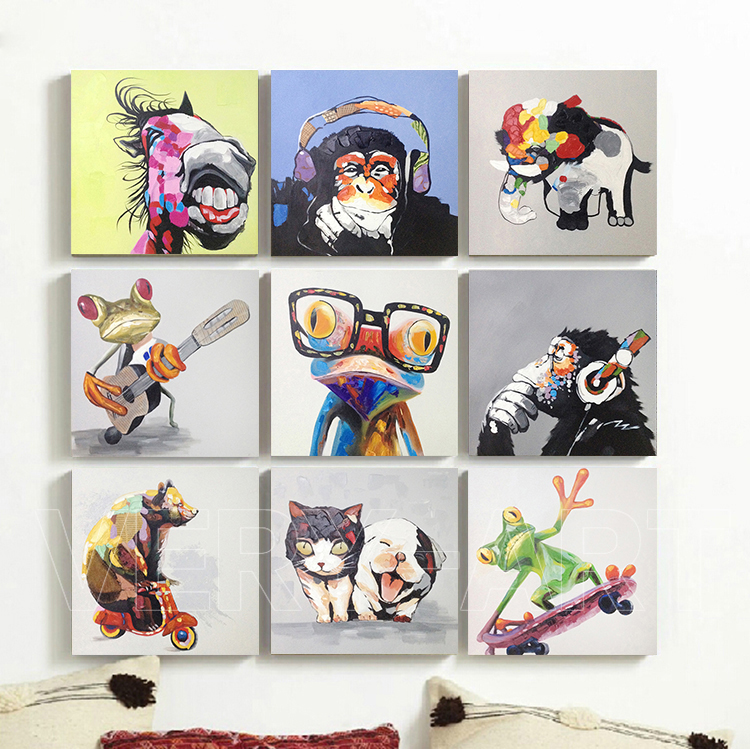 Art painting accessories picture more detailed picture for Cute abstract art