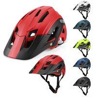Lixada Mountain DH Cycling Helmet MTB Down Hill Bicycle Helmet Ultralight Women Men In mold Bike Helmet Casco Ciclismo Mountain