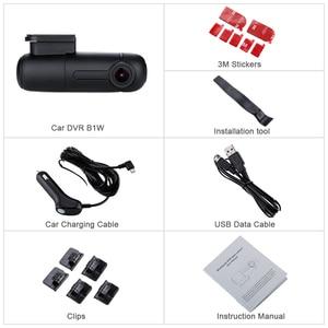 Image 5 - Blueskysea רכב WIFI DVR B1W מיני דאש מצלמה Rotatable עדשה NT GM8135S גבוהה HD 1080P Dashcam Sony IMX323 רכב מקליט
