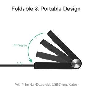 Image 4 - Беспроводное зарядное устройство Ugreen для Apple Watch, складная сертифицированная MFi зарядка, кабель 1,2 м для Apple Watch Series 4/2/1