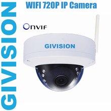 mini cctv ip camera wireless wifi 720P HD infrared ir dome vandalproof outdoor ipcam video surveillance network ip camera phone
