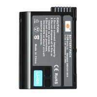 DSTE EN-EL15 en-el15 en el15 Li-ion Batterie pour Appareil Photo Nikon D7000 D500 D7100 D800 D800E D600 D610 D810 D7200 V1 D850 Z6 Z7