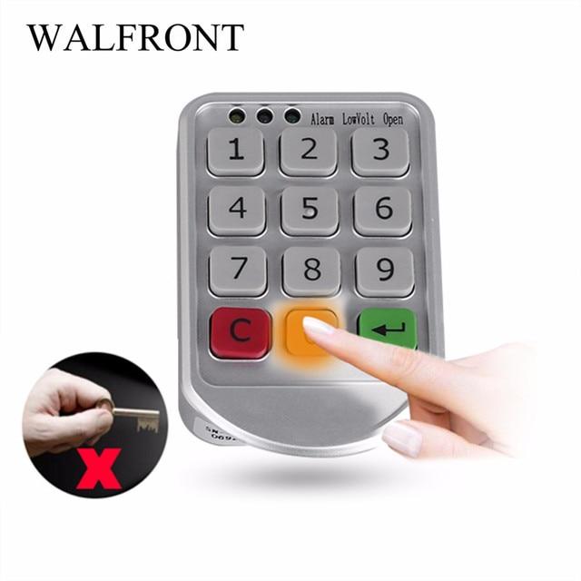 Digital Lock Electronic Door Lock Password Keypad Candad