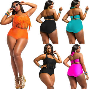 Bottom High Waist Swimsuit 2017 Pants Pant Sexy Women Swimwear Solid Colors