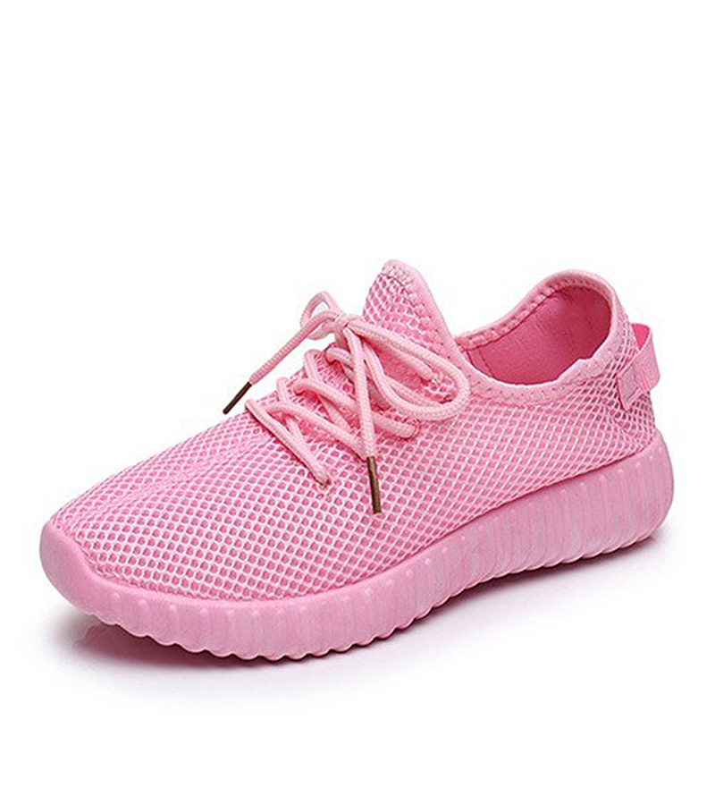 Mesh casual shoes women Breathable Lace Up white sneakers female soft lightweight summer flat Women Vulcanize Shoes 2019 VT243 (15)