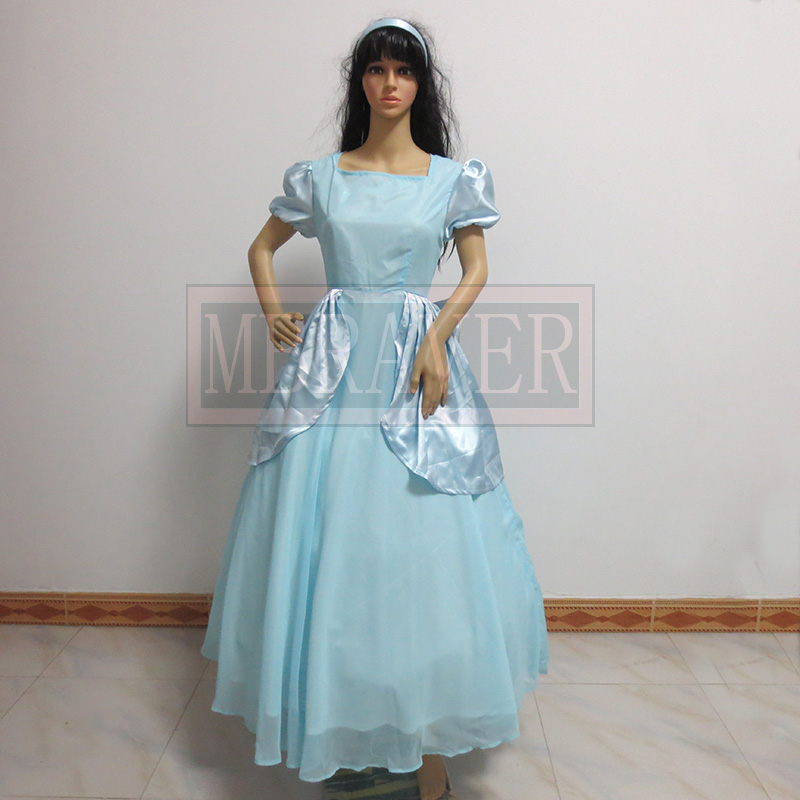 Custom princess Cinderella Costume from Cinderella Cosplay