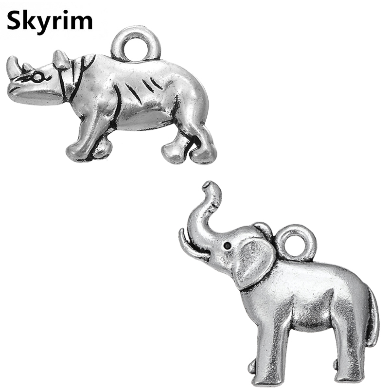 Skyrim Unqiue Symbol Of Strength Wildlife Animal Rhinoelephant