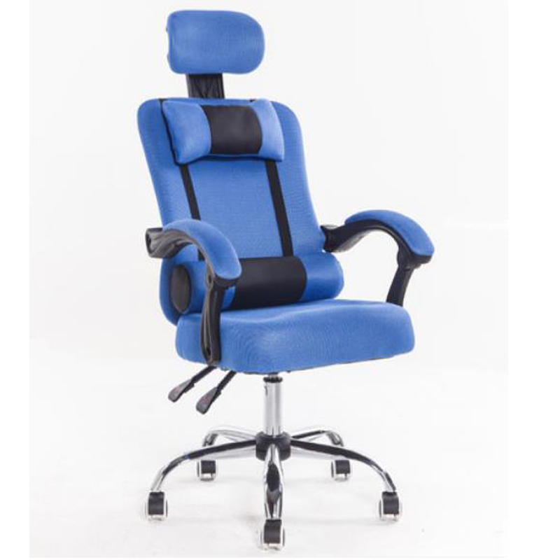240335/Computer Chair Household Office Chair Ergonomic Chair/Quality PU wheel/3D thick cushion/High breathable mesh 240311 high quality pu leather computer chair stereo thicker cushion household office chair steel handrails
