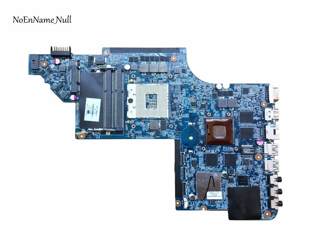 Livraison Gratuite Ordinateur Portable carte mère 639391-001 pour HP DV7 DV7-6000 carte Système DSC 6770/1G QUA, 100% Testé!