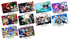 My Hero Academia 35 Card Stickers