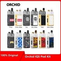 Heavengifts Orchid IQS Pod Vape Kit with 950mAh Battery & Pod System Orchid IQS VS Drag Nano/ Lost Vape Orion