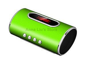 New Rice Type Card Mini Speaker for MP3/iPod/PSP/CD/DVD/Phone/PC & DHL/UPS/FEDEX/EMS Free Shipping