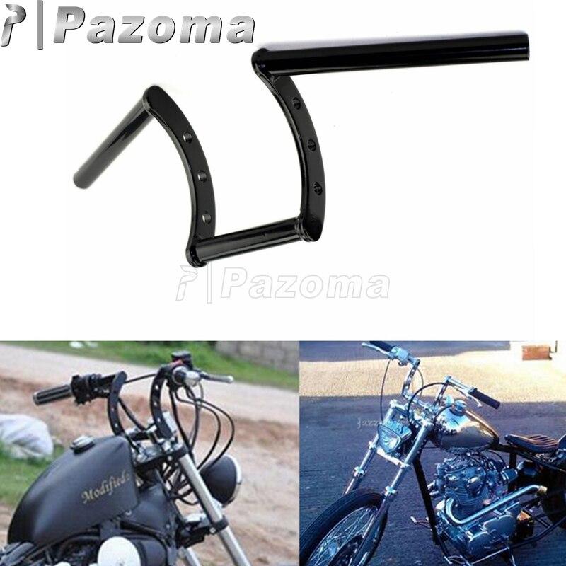 PAZOMA Motorcycle Black Drag 1
