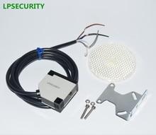 LPSECURITY 4 metri di rilevamento di sicurezza cancello fotocellula/retro riflettente sensore fotoelettrico/porta del garage di protezione