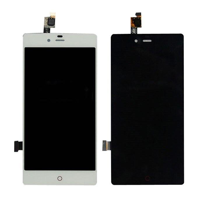 5,0 ''1920x1080 LCD для ZTE Nubia Z9 mini LCD дисплей NX511J сенсорный экран дигитайзер Запасные части без битых пикселей