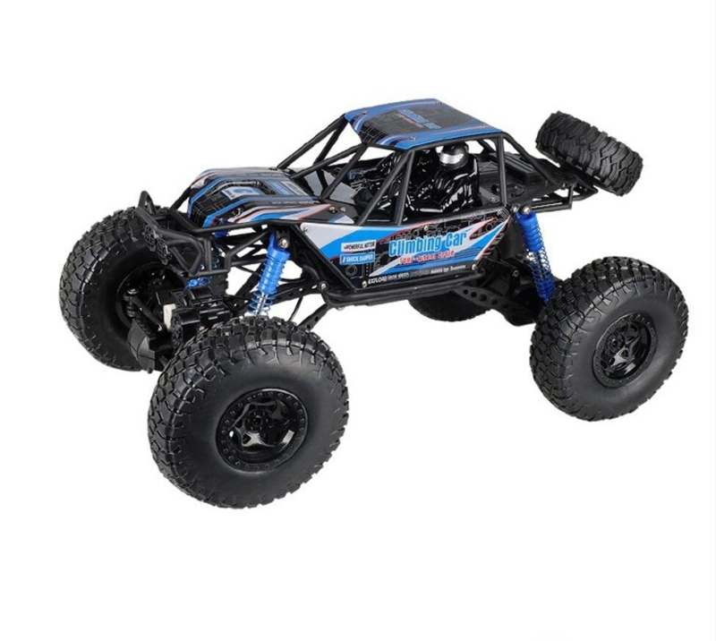 1/14 <font><b>Scale</b></font> 4x4 Driving <font><b>RC</b></font> rock climber Car with 2.4GHz 4WD Four-wheel independent suspension High Speed Remote Control <font><b>RC</b></font> Car image