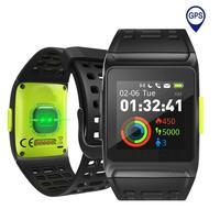 KENCOOL BR1 GPS Sports Watches Smart Watch Bluetooth Strava Color Screen Wrist Watch Men Women P1 Fitness Watch Smartwatch