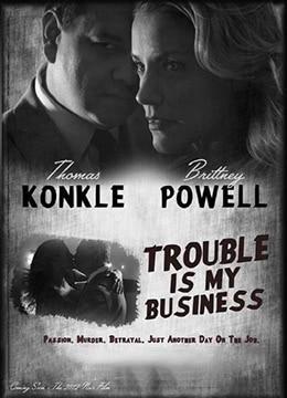 《麻烦是我的事》2013年美国犯罪,冒险电影在线观看