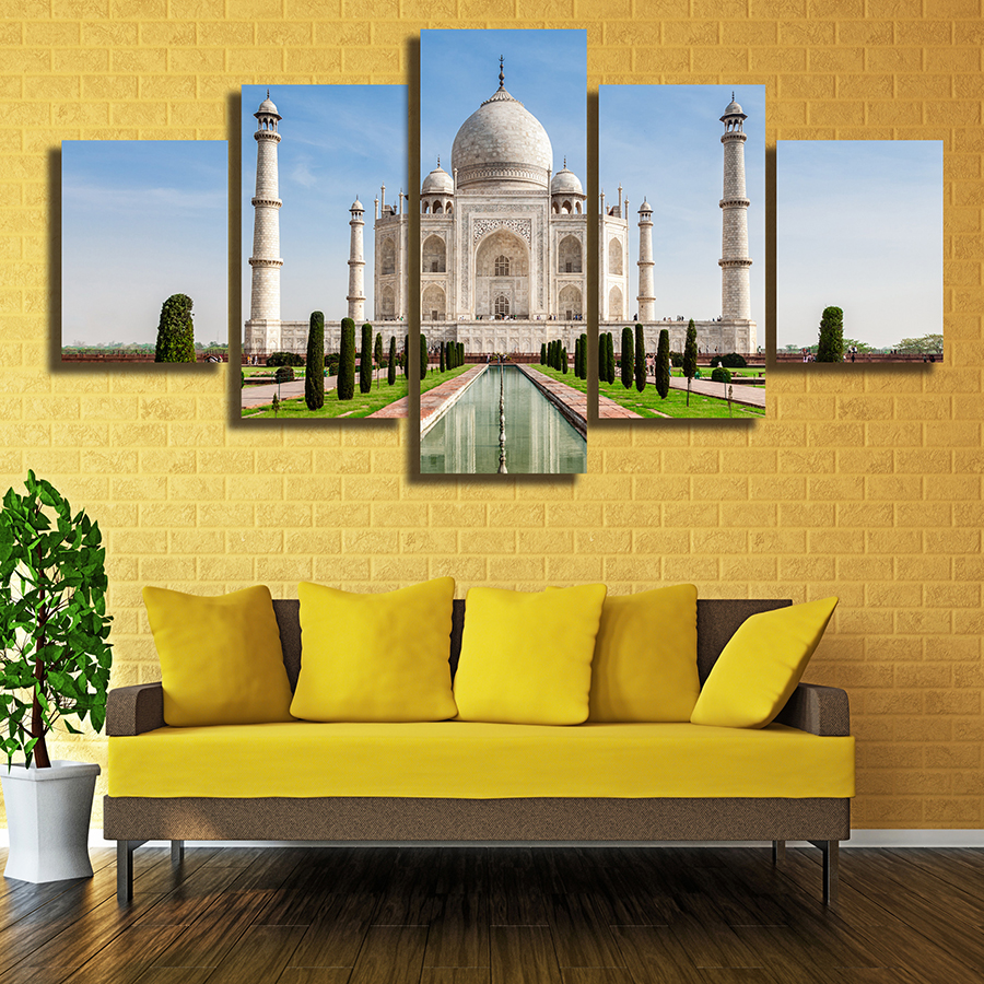 Online Buy Wholesale india canvas art from China india canvas art