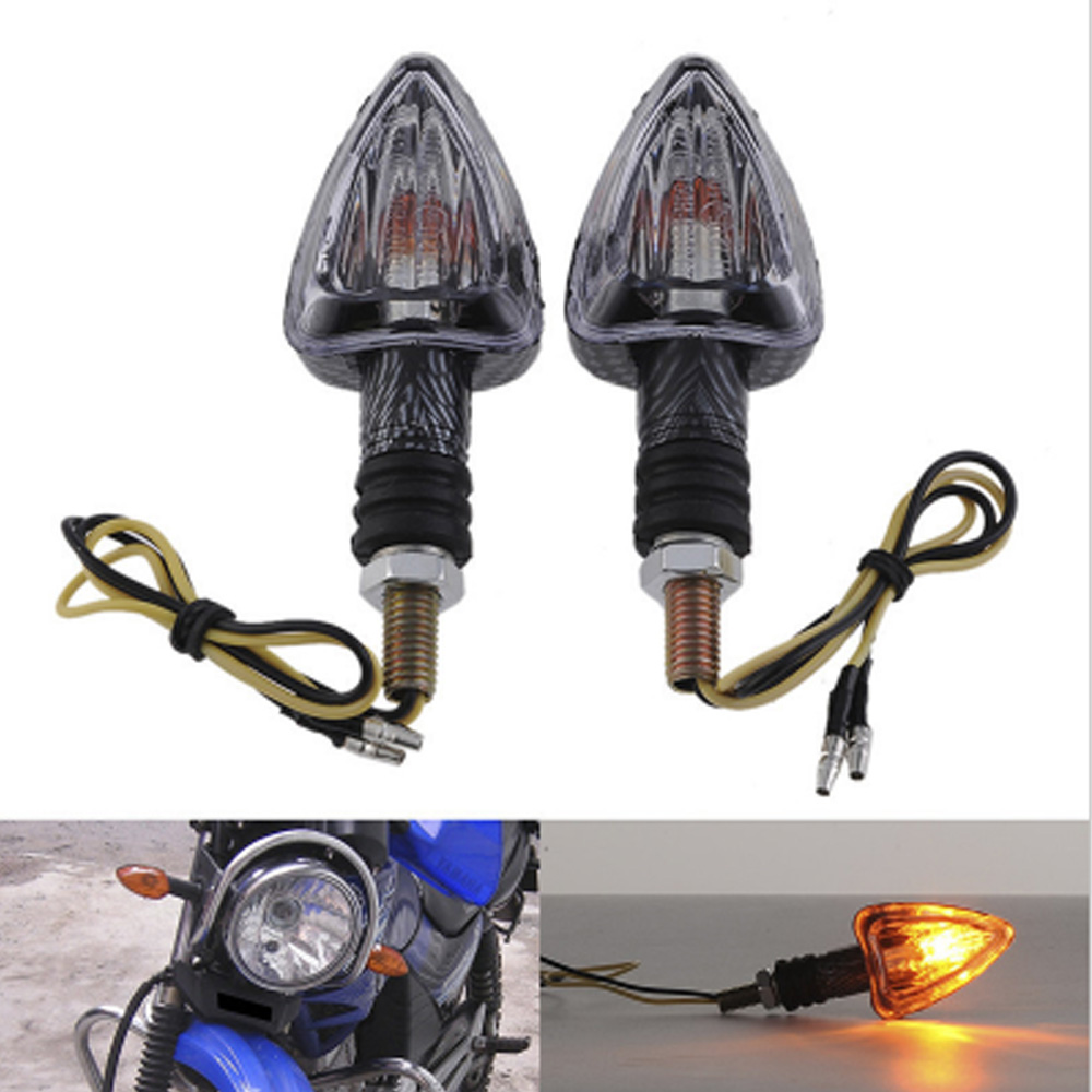 Real Rushed Bobber Chopper Motorcycle Metal Halogen Lamp Motorcycle Bike Turn Signal Indicators Light Universal As Casing 2pcs 22 bobber cafe oldschool chopper