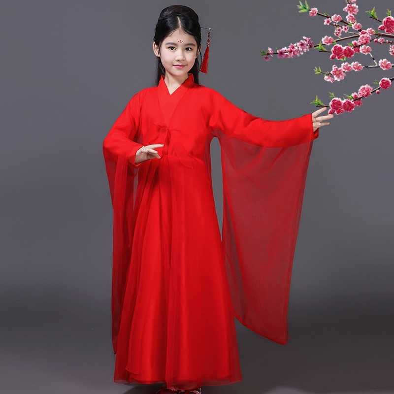 94a77bad7e9e traditional chinese dance costumes for girls ming opera children Ancient  Fairy han tang dynasty qing hanfu