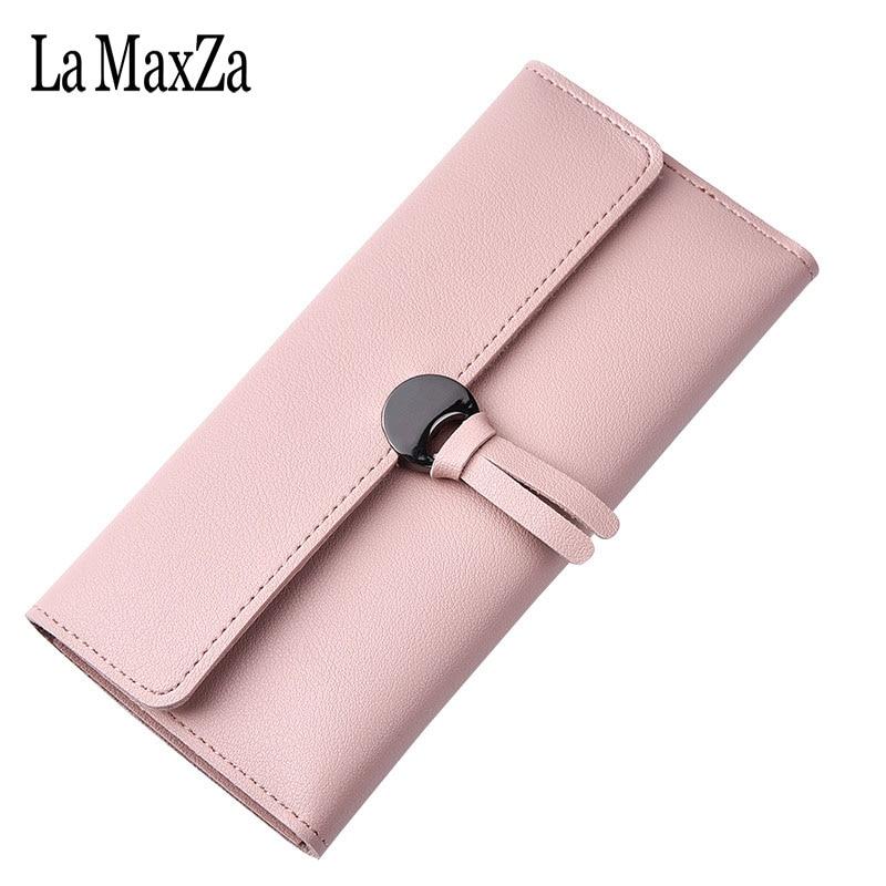Kvinnors handväskor 30 procent mer kort plånbok nya damer mode - Plånböcker - Foto 1