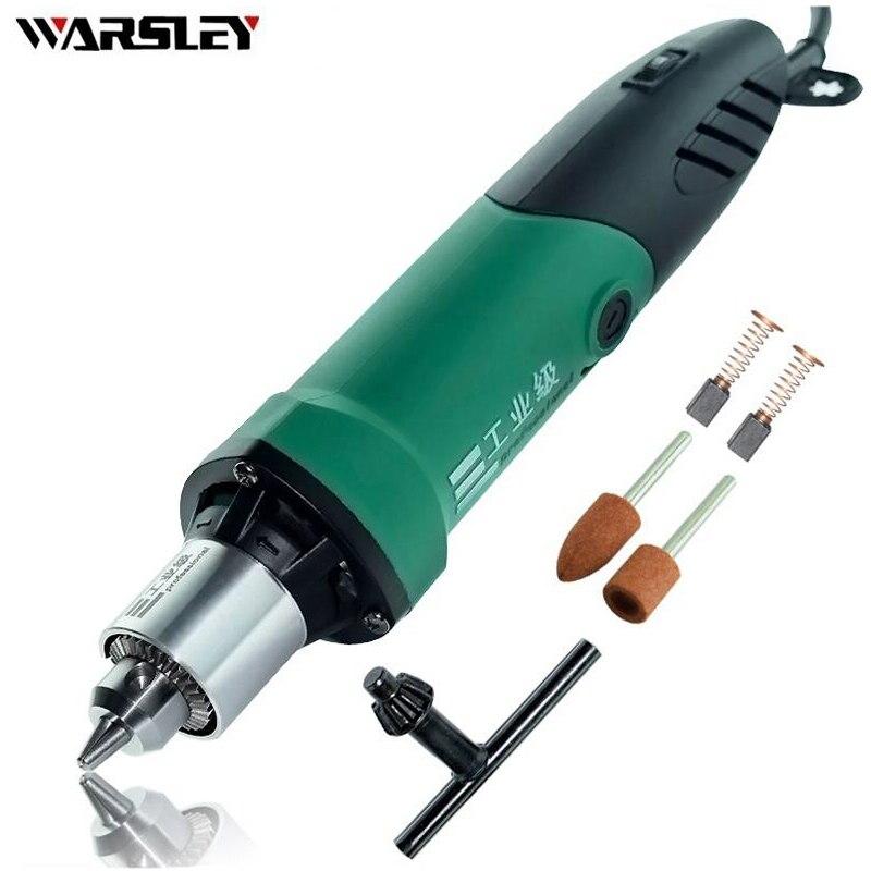 Ferramentas Dremel Mini gravador Rotary Furadeira Elétrica 480W com Eixo Flexível e acessórios com 6 dremel Velocidade Variável
