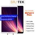 SRJTEK 10,1 для Xiao mi Pad 4 Plus ЖК-дисплей с сенсорным экраном для mi Pad 4 Plus планшет для цифрового преобразователя Замена для mi pad lcd Matrix