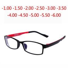 2017 Hot Super light Myopia Glasses Men Women Optical Eyeglasses Computer prescription Eyewear Glasses Frame -1.0 -2.5 -6.0