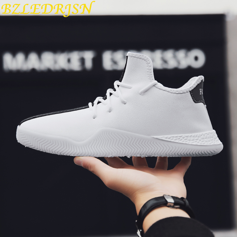 2018 new arrival winter sneakers for men women brand shoes ladies athletic sport shoes for male running shoes sock sneaker in Running Shoes from Sports Entertainment