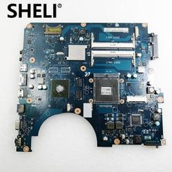 Testowane! Laptop płyta główna do Samsunga R530 R730 P530 DDR3 BA92 06141A BA92 06141B płyty głównej płyta główna|Płyty główne|   -