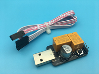 USB Watchdog Card Switch Module Timer One Buttoon Boot Blue Screen Restart Watch Dog For BTC