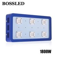 BESTVA X6 1800W LED Grow light Full Spectrum for indoor plants hydroponics greenhouse led cob chip LEDs for plants grow light