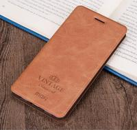 Original Mofi For Lenovo ZUK Z2 PRO Luxury PU Flip Leather Cover Case With Card Slot