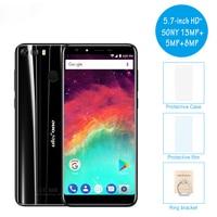 Ulefone MIX 2 4G LTE Mobile Phone MTK6737 Quad Core Android 7 0 2GB RAM 16GB