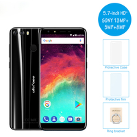 Ulefone MIX 2 4G LTE Mobile Phone MTK6737 Quad Core Android 7 0 2GB RAM 16GB