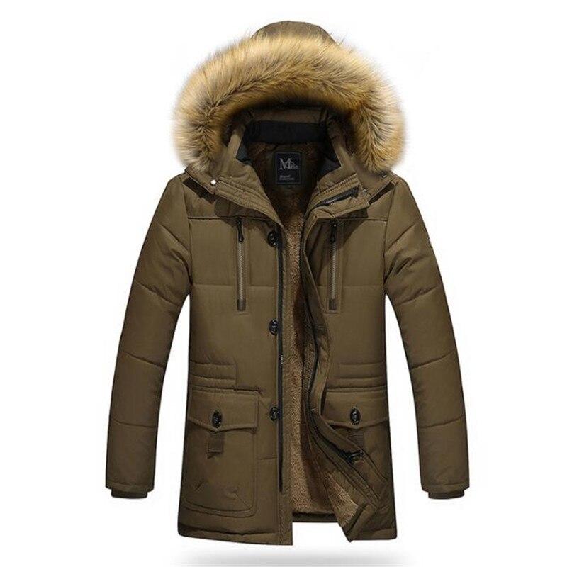 На осень-зиму Новый сращивания куртка с капюшоном тенденции моды Повседневное утолщенной теплая одежда на Хлопчатобумажной Подкладке тонк...