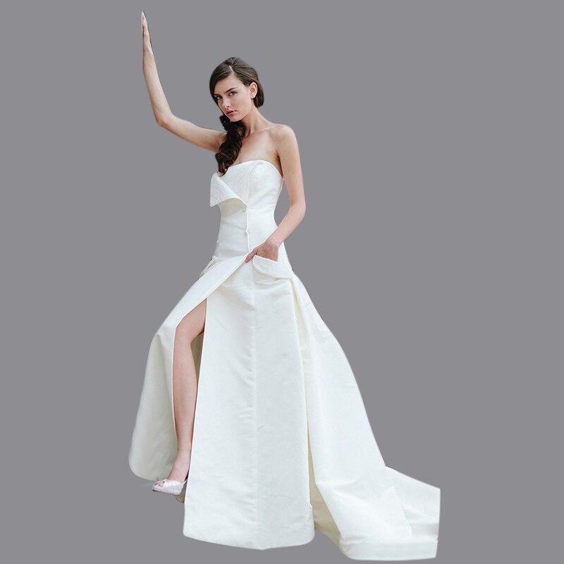 Popular Wedding Dresses Pockets-Buy Cheap Wedding Dresses Pockets ...