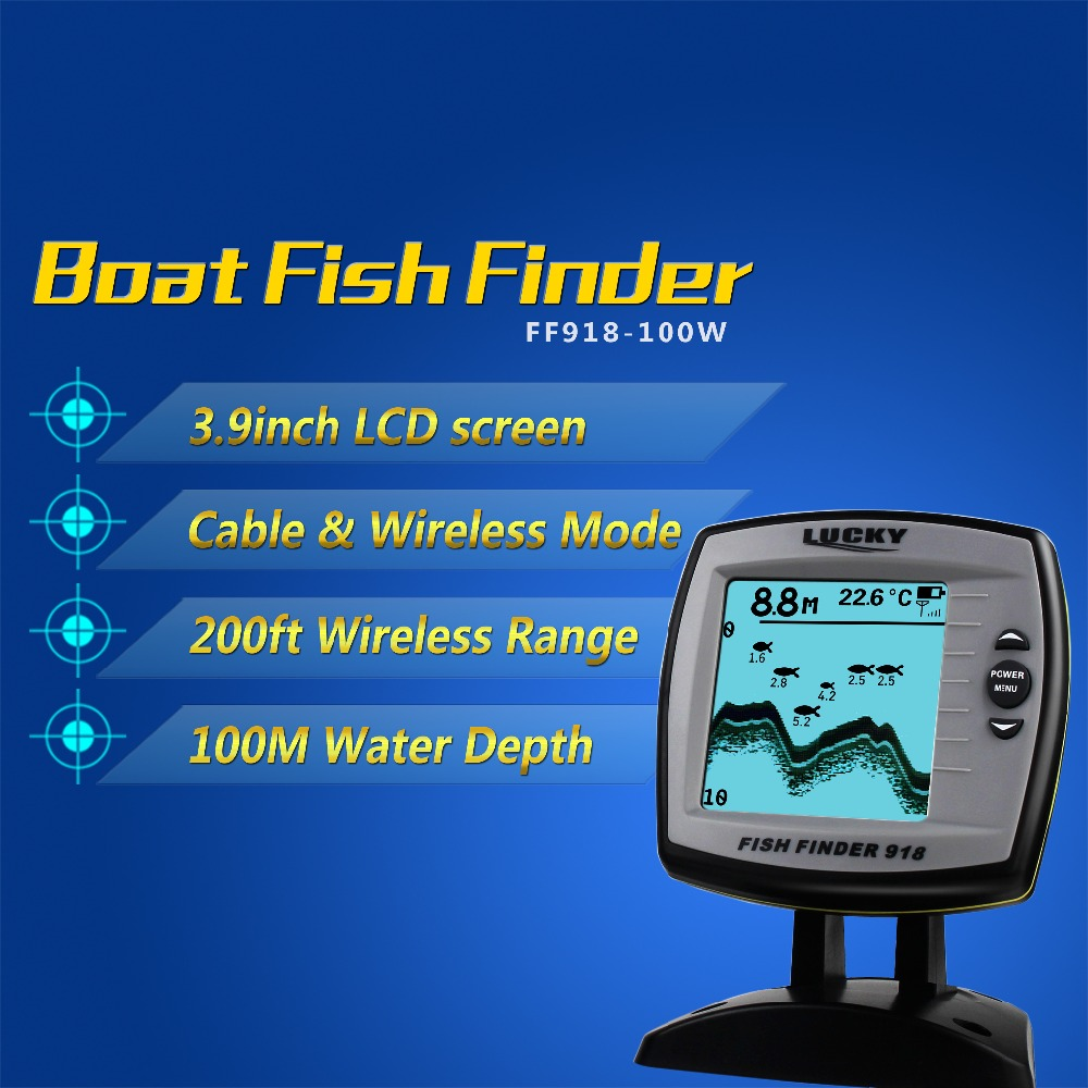 fish finder ff918 отзывы
