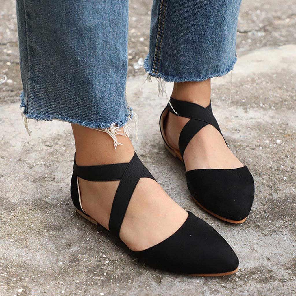 Women Sandals Flat Shoes 2019 New