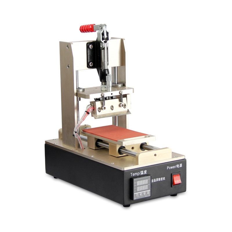 цена на LY 960 7 inches LCD Touch Screen Clear Adhesive Remove Machine glue remove Machine for iPhone, Samsung, HTC