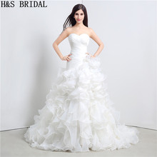 Online Get Cheap Organza Layered Wedding Dress -Aliexpress.com ...