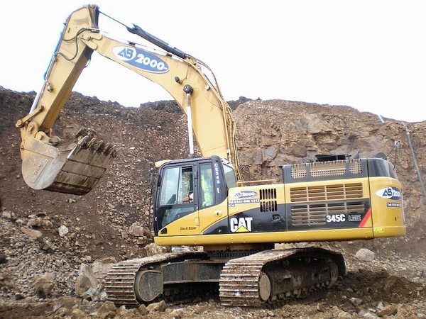 US $100000 0 |Used Caterpillar 345 excavator for sale in Used Caterpillar  345 excavator for saleda su AliExpress com | Gruppo Alibaba