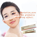 100% quality  new hydroquinone cream 3% whitening skin pigment spots acne scars lightening remove dark spots