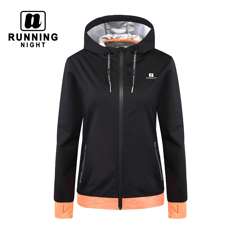 Hot Sweat Sports Jacket 5 Times More Sweat Running Suit WHFH006